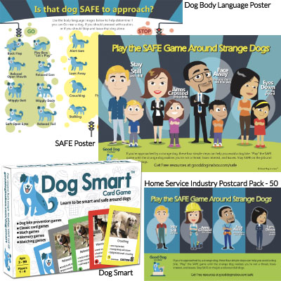 Dogsurance Dog Safety Training Poster Pack